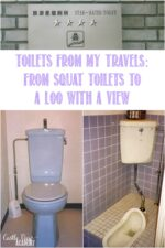 Toilets From My Travels, From Squat Toilets to a Loo With a View with Castle View Academy homeschool