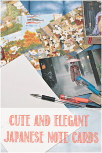 Cute and Elegant Note Cards reviewed by Castle View Academy homeschool