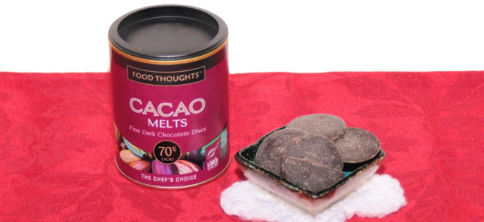 Food Thoughts Cacao Melts