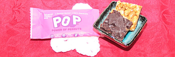POP peanut bar