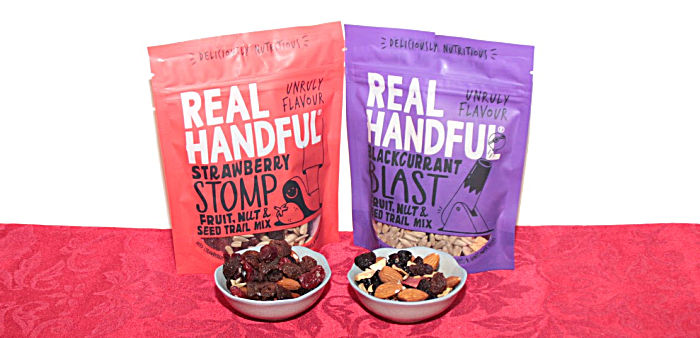 Real Handful trail mix