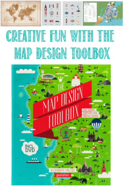 Fun with the Map Design Toolbox reviewed by Castle View Academy