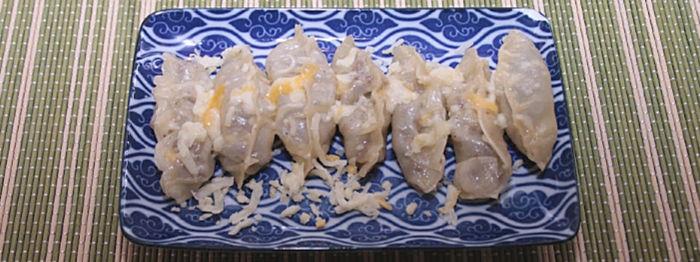 Cheeseburger Dumplings