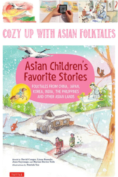 Cozy up with Asian Folktales
