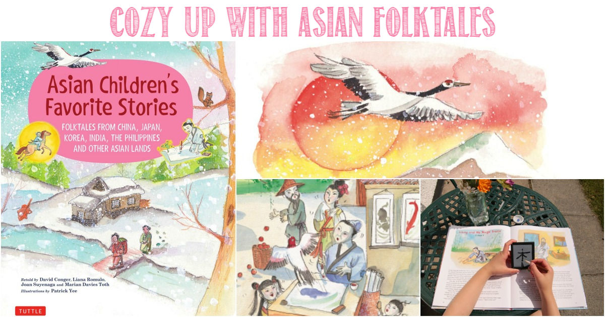 Cozy up with Asian Folktales, a review by Castle View Academy