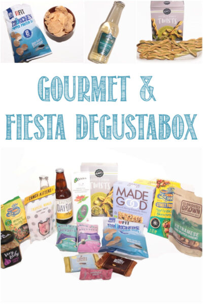 Gourmet And Fiesta Degustabox Reviewed by Castle View Academy