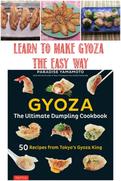 Learn to make gyoza the easy way - Castle View Academy reviews Gyoza