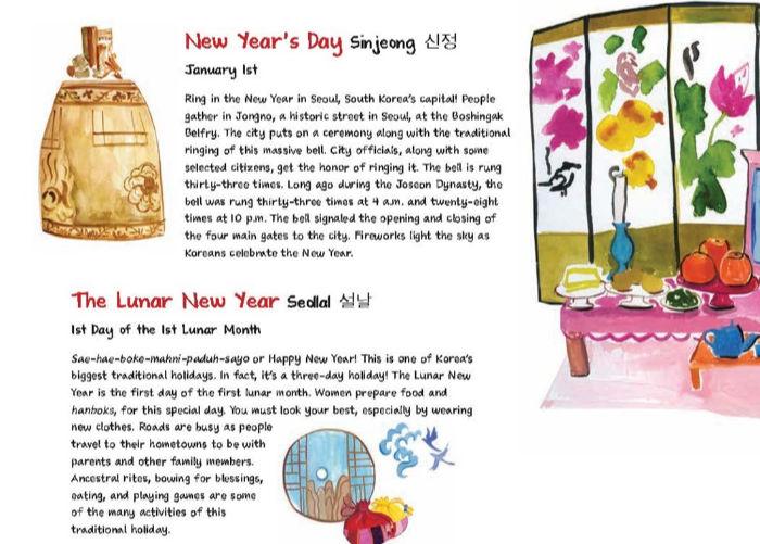 National celebrations of Korea