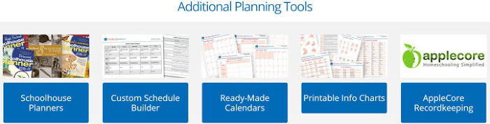 SchoolhouseTeachers.com planning tools