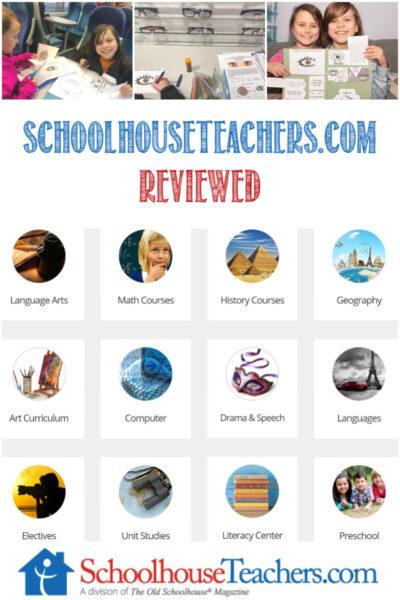 SchoolhouseTeachers reviewed by Castle View Academy Homeschool