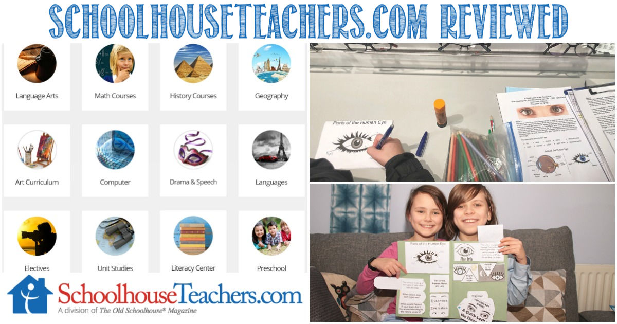 SchoolhouseTeachers.com reviewed by Castle View Academy