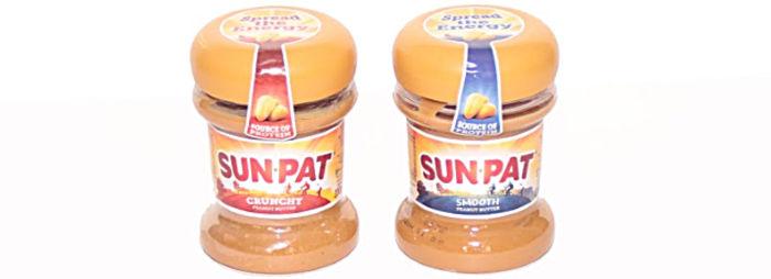 Sun-Pat peanut butter