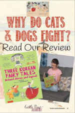 Three Korean Fairy Tales reviewed by Castle View Academy