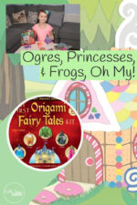 Tuttle Publishing Origami Fairy Tales Kit Reviewed by Castle View Academy