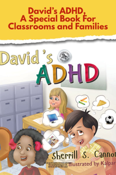 A classroom book about ADHD