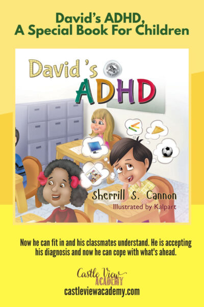 David's ADHD reviewed by Castle View Academy homeschool