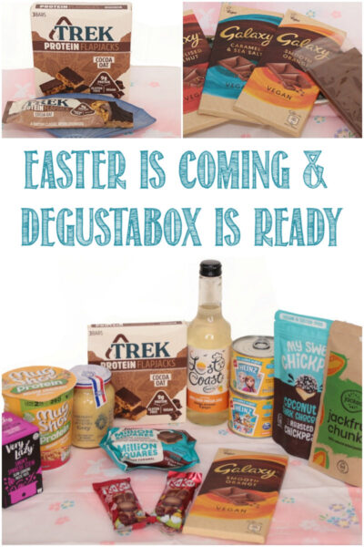 Easter is Coming Degustabox Reviewed