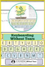 Keyboarding without tears Review by Castle View Academy homeschool