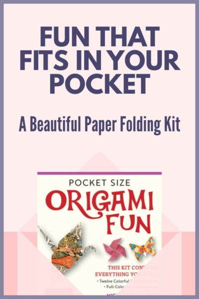 Pocket Size Origami Kit