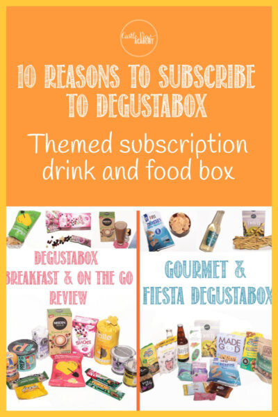 10 Reasons to Subscribe to Degustabox