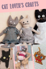 Cat Lover's Crafts for all abilities, 17 fun cat crafts