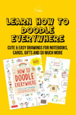 Learn How To Doodle Everywhere, a review by Castle View Academy homeschool