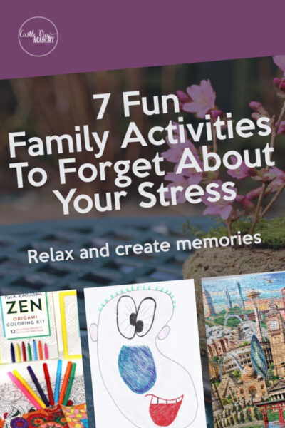 Fun Family Activities To Forget About Stress