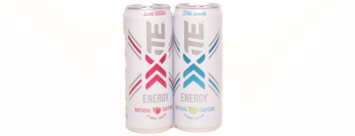 XITE Energy drinks
