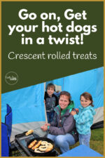 Get your hot dogs in a twist!