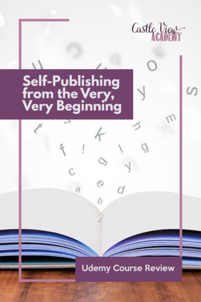A Review of Self-Publishing From The Very Very Beginning by Wise Owl Factory