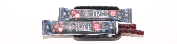 Gregory's Tree fruit twists