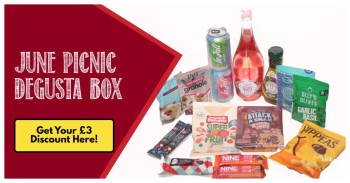 June Picnic Degusta Box Reviewed by Castle View Academy homeschool