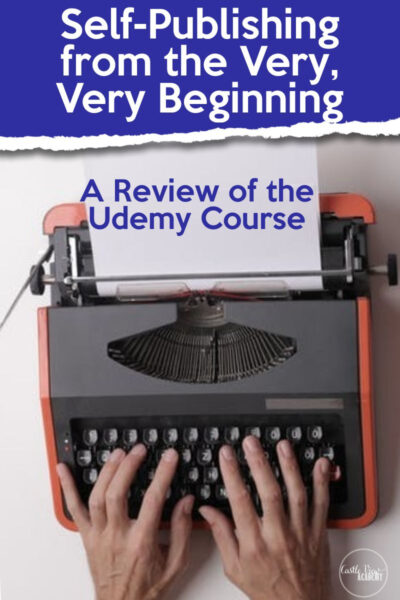 Review of Self-Publishing From The Very Very Beginning