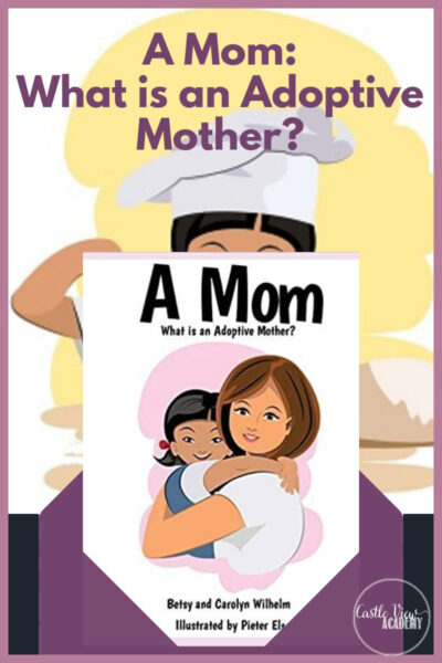 What is an adoptive mother