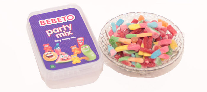 Bebeto party mix