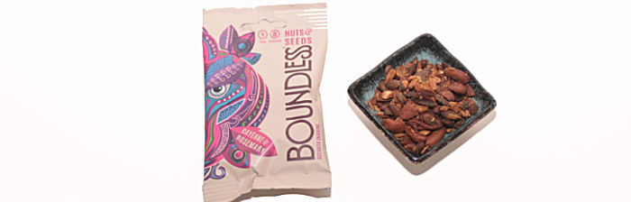 Boundless Activated Snacking Cayenne & Rosemary