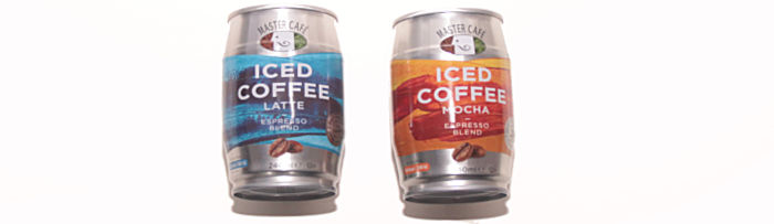 Master Cafe Iced Coffee