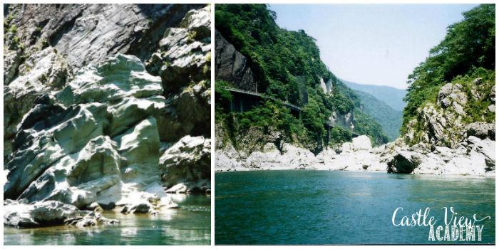 Oboke Gorge, Japan