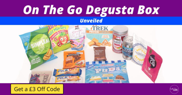 On The Go Degusta Box Reviewed