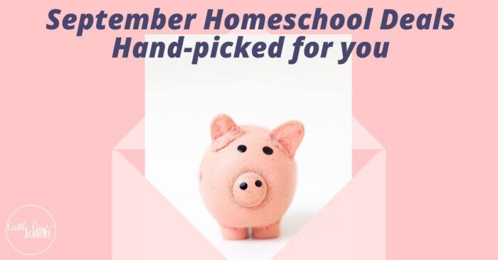 September homeschooling offers