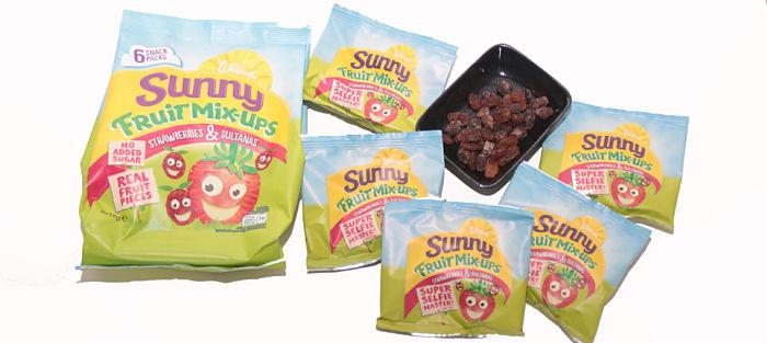 Sunny Fruit Mix-Ups