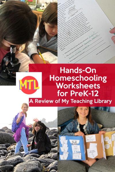 Hands on homeschoolig worksheets for K-12