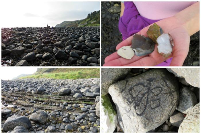 East Amtrim rocks