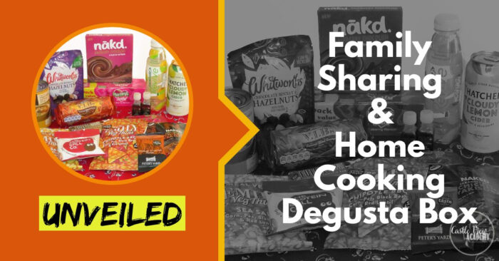 Family Sharing & Home Cooking Degusta Box unveiled