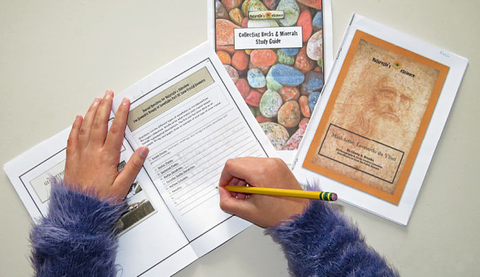 NatureGlo's eScience workbooks