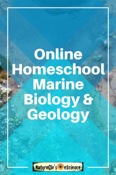 Online Homeschool Marine Biology & Geology