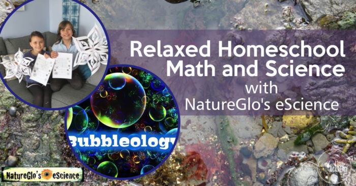 Relaxed Homeschool Math & Science