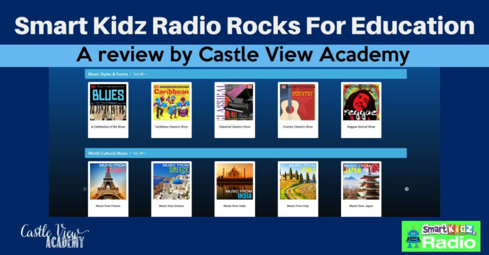 Smart Kidz Radio Reviewed by Castle View Academy