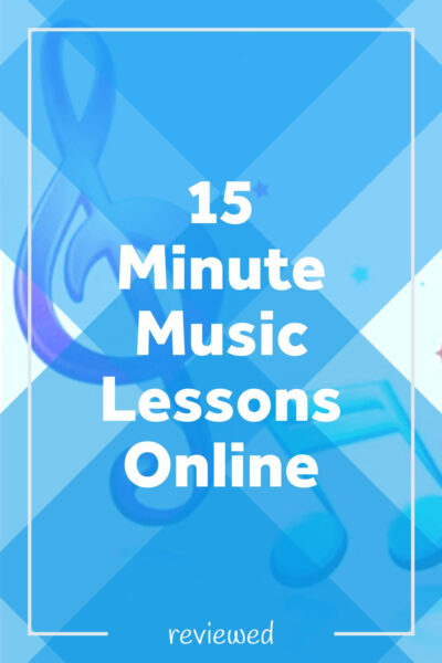 15 minute music lessons online reviewed