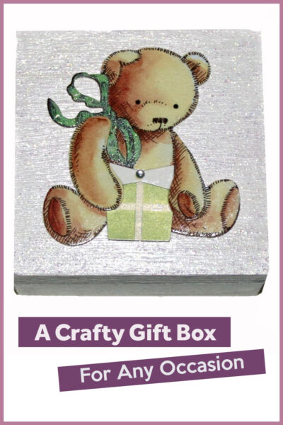 A crafty gift box for any occasion